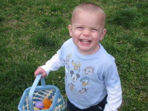 Easter hunt 2012