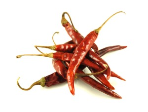 Chile de Arbol = AMAZING