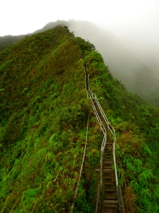 Stairway to Heaven aka. Haiku Stairs